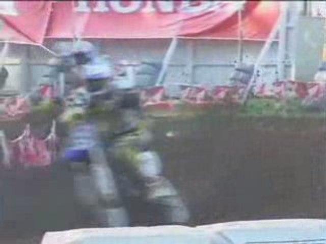 In the Ranks 2 Motocross Trailer