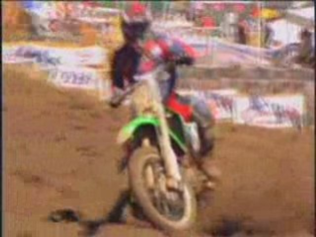 On The Pipe Motocross Trailer