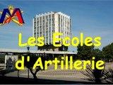 Musée de l'Artillerie - Les Ecoles d'Artillerie