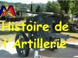 Musée de l'Artillerie - Histoire de l'Artillerie
