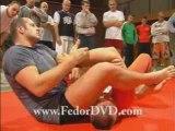 Fedor Emelianenko instructional - MMA / UFC DVD & seminar