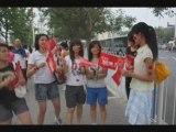 Inauguration du quartier Qian Men à Pékin