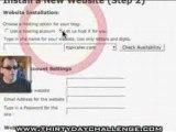 Install A Blog With Wordpressdirect