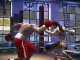 Facebreak KIM KARDASHIAN vs PETER MOORE EA