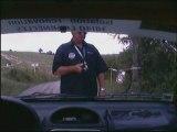 Rallye du Trièves 2008 ES2 DOYA crash
