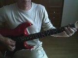 Cours de Guitare Rock-Blues 1