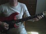 Cours de Guitare Rock-Blues 2
