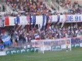 Supporters Montpellier - Amiens