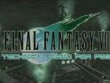 Final Fantasy VII - PS3 Tech Demo