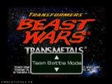 Transformers - Beast Wars Transmetal (N64)