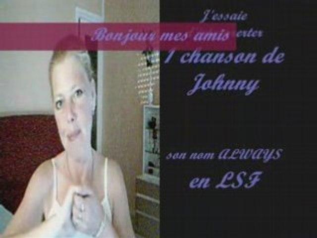 Johnny Hallyday Alwalys LSF