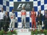 Première victoire de Heikki en Hongrie 2008
