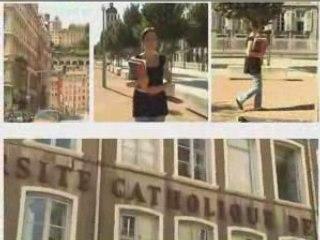 Catholic University of Lyon - Overview video