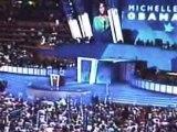 DEMOCRATIC NATIONAL CONVENTION 2008: MICHELLE OBAMA SPEECH