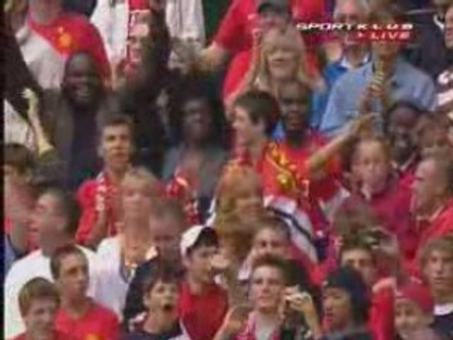 Man Utd vs Pompey penalty shootout
