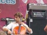 1_The Delano Orchestra, Festival Indétendances 2008
