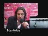 Interview Stanislas Francos de Spa 2008 - Part 1
