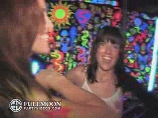 Full Moon Party Videos - July 19 2008 - Koh Phangan Thailand