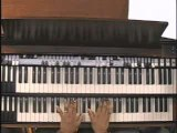 Slow Black Gospel Worship Music contemporary chords and runs
