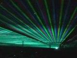 Magaluf 18 juillet 2008 BCM Planet Dance New 2008 Laser Show