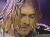 Nirvana - Something In The Way (unplugged)