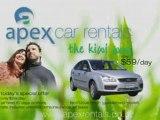 New Zealand Rental Cars | New Zealand Hire Car | NZ