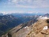 Panorama de l'Oberland Bernois