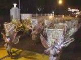 Parade nocturne du Lundi gras 2008 à Basse-Terre