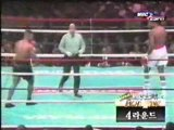 Boxe Mike Tyson Vs Larry Holmes