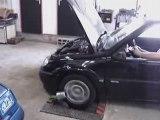 Saxo VTS 16s n°2 passage au banc - 08/2006