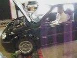 Saxo VTS 16s n°2 passage au banc - OCT 2006