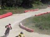 super motard alpes d'huez 2008 vidéo 3