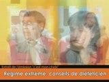 Regimes extremes: conseils de dieteticiens