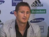 Frank Lampard signs new five year deal at Chelsea