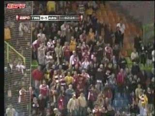 Gallas 0-1 : FC Twente vs Arsenal