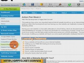 Learn Affiliate Marketing At Wealthy Affiliate University