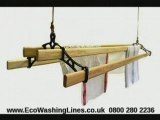 Ceiling Mounted Clothes Airer and Airers UK