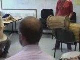 VLM cours de djembé