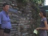 Interview à la Gacilly - Le videobus