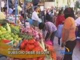 SUBSIDIO DEBE SEGUIR - AREQUIPA