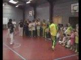 2ndo Batizado Capoeira Raio de Luz Oxosse Acrobaties