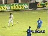 Siroki Brijeg Beşiktaş gol Nobre(14.08.2008)