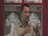 Ghjurnate Internaziunale 2008 ITW Gabriel Mouesca