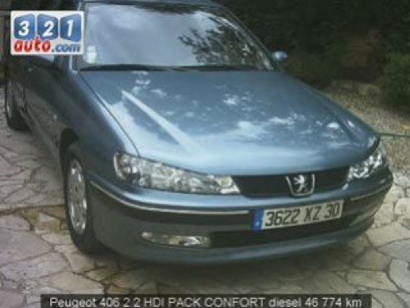 Voiture Occasion Peugeot 406 Les Angles