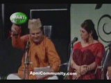 Behroz Sabzwari in Azad Mushaira on ARY Tv -3