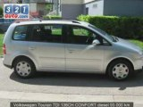 Voiture occasion Volkswagen Touran CHEVIGNY ST SAUVEUR