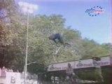 B3 New York 97 BMX vert Dave Mirra run 1