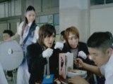 Kamenashi Kazuya, Akanishi Jin & Ueto Aya - Oronamin C pub