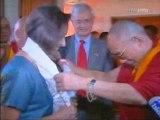 Ségolène Royal rencontre le Dalaï-Lama