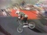 B3 New York BMX street Dennis Mc Coy run 1